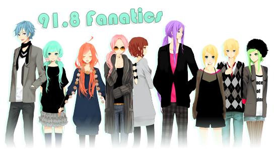 91.8 Fanatics
