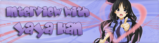 Metrocon 2009: Interview with Yaya Han