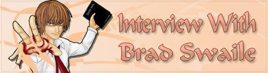 MetroCon 2009: Interview with Brad Swaile