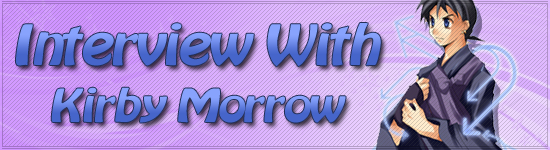 Metrocon 2009: Interview with Kirby Morrow