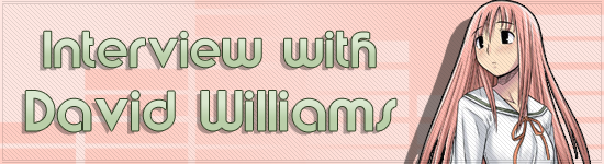 Metrocon Interview – Dave Williams