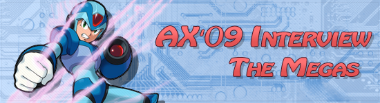 Anime Expo 2009 – Interview With The Megas