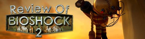 Gamer's Paradigm – Bioshock 2