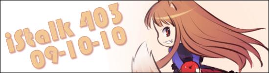 iStalk – 403