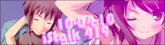 iStalk – 419