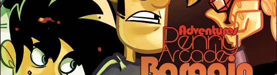 Bargain Gaming – Penny Arcade Adventures
