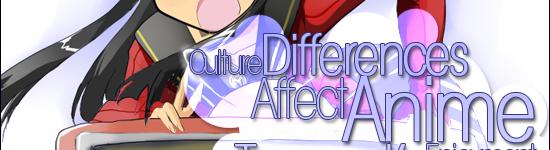 Tempest's Downpour – Culture Differences Affect Anime Enjoyment