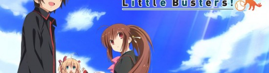 Press Release — Crunchyroll To Simulcast Little Busters! Anime This Winter