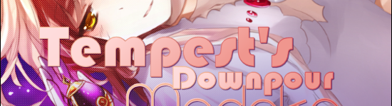 Tempest's Downpour — What I Learned From Madoka Magica