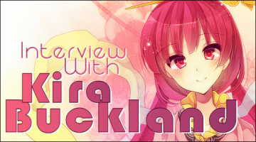 Kana's Korner – Interview with Kira Buckland