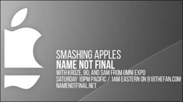 Name Not Final – September 13th (Smashing Apples)