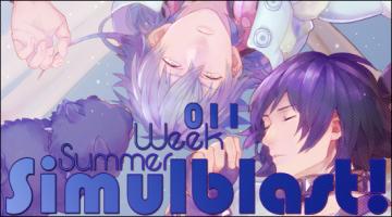 Simulblast! Week 011 of Summer 2014