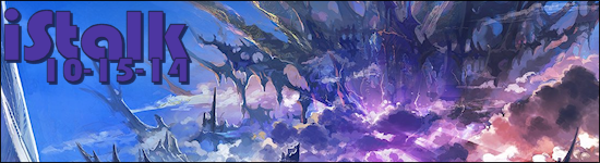 iStalk 10/15/14 – Wonder Full, Final Fantasy XIV Artbook, and Resident Evil TV Series