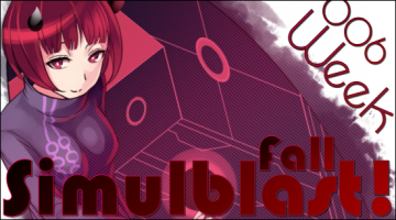 Simulblast! Week 006 of Fall 2014