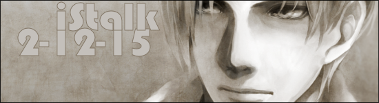 iStalk 2/12/15 – Resident Evil, Shojo Beat, Boys Over Flowers