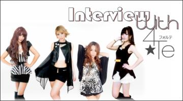 Kana's Korner – Interview with 4TE