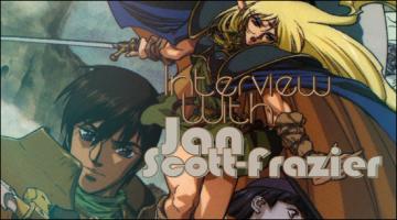 Kana's Korner – Interview with Jan Scott-Frazier