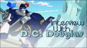 Kana's Korner – Interview With D.C. Douglas