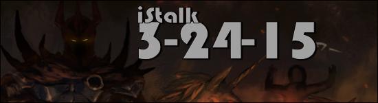 iStalk 3/24/15 – Overlord, Pikaia, Attack on Titan