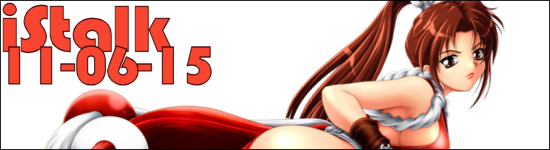 iStalk 11/6/15 – Seraph of the End, The King of Fighters XIV, Fairy Fencer F
