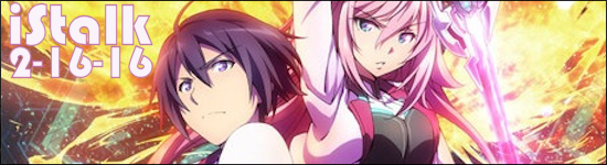 iStalk 2/16/16 – Yu-Gi-Oh, The Asterisk War, My Hero Academia