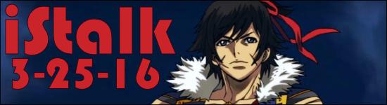iStalk 3/25/16 – Yakuza 0, Dai-Shogun, Terraformars Revenge