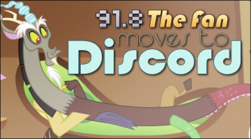 91.8 The Fan Is Moving To Discord