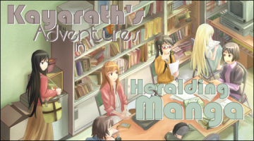 Kayarath's Adventures in Heralding Manga