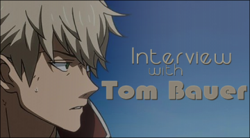 Kana's Korner – Interview with Tom Bauer