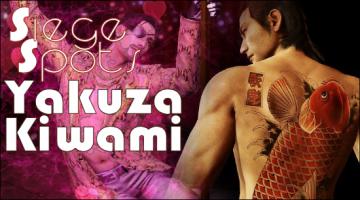 Siege Spots – Yakuza Kiwami