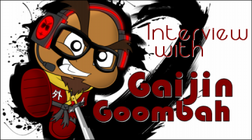 Kana's Korner – Interview with Gaijin Goombah