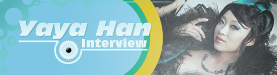 Anime Expo 2009 – Interview With Yaya Han