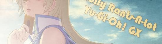 Molly Rants-a-lot – Yu-Gi-Oh! GX