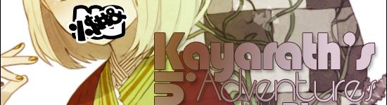 Kayarath's Adventures In Talking With Bleeps!
