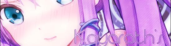 Kayarath's Adventures in Japanamation!