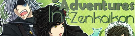 Kayarath's Adventures In Zenkaikon