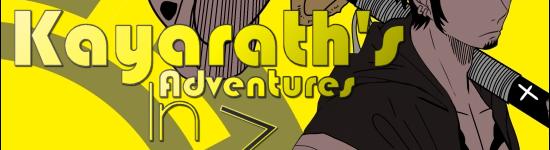 Kayarath's Adventures in Z