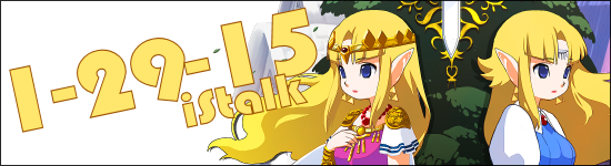 iStalk 1/29/15 – The Legend of Zelda: A Link to the Past, The World God Only Knows OVA, Crunchyroll Originals