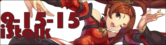 iStalk 9/15/15 – Pokemon XY & Z, Guilty Gear Xrd – Revalator, Galileo Galilei