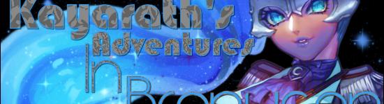 Kayarath's Adventures in Bronycon