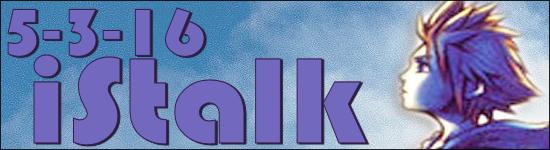 iStalk 5/3/16 – Terraformars, Tsubasa to Hotaru, Kingdom Hearts Orchestra