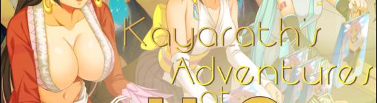 Kayarath's Adventures in J1-Con