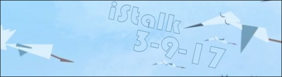 iStalk 3/9/17 – Yen Press, Kumo no Kanata, Atom the Begining