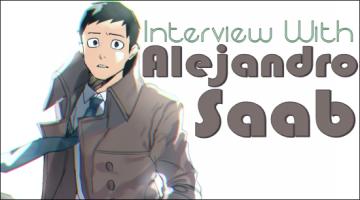 Kana's Korner – Interview with Alejandro Saab