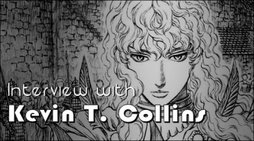 Kana's Korner – Interview with Kevin T. Collins