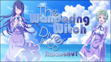 The Wandering Witch Dives into Amanchu! Advance