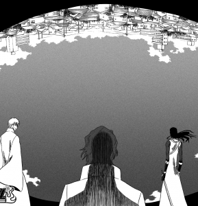 Invading Karakura-cho