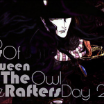 13 Days of Halloween with The Owl in the Rafters: Day 2