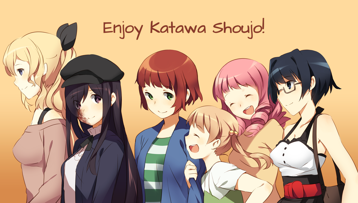Enjoi Katawa Shoujo!