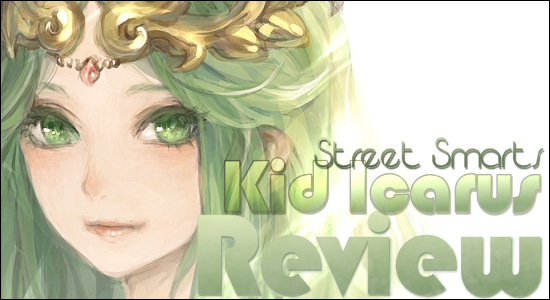 Street Smarts Kid Icarus Review